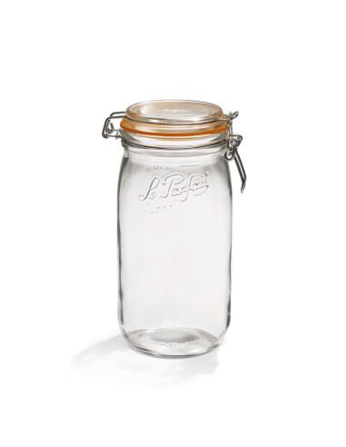 Sealing jar 1,5 L Ø 85 mm - By unit - Le Parfait - 1
