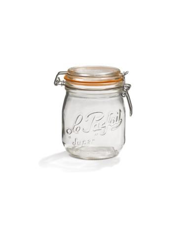 Siegelglas 0,75 L Ø 85 mm - Stückweise - Le Parfait