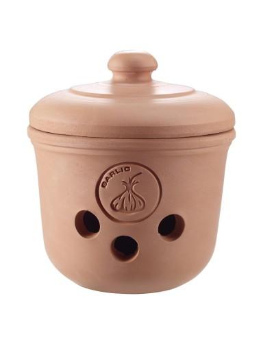 Garlic storage jar - 1