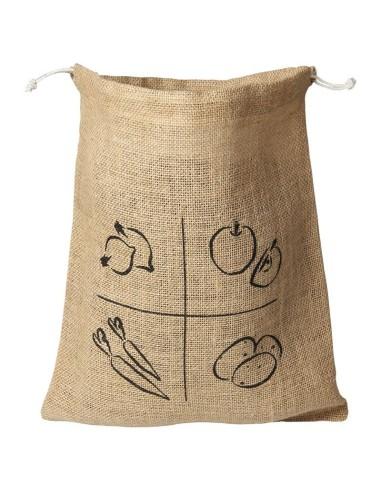 Jute bag size M - 1