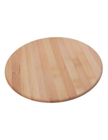 FSC Pizzabrett aus Holz Ø 38 cm - Ah Table! - 1