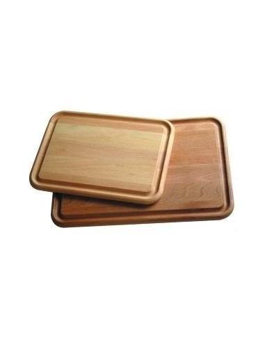 Planche de cuisine en bois 35 x 25 cm - Ah Table ! - 1