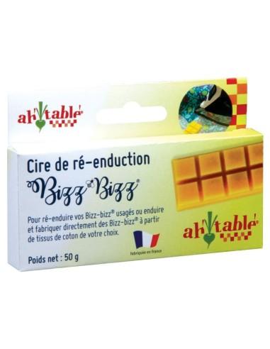 Cire de ré-enduction 50g - Ah Table ! - 1
